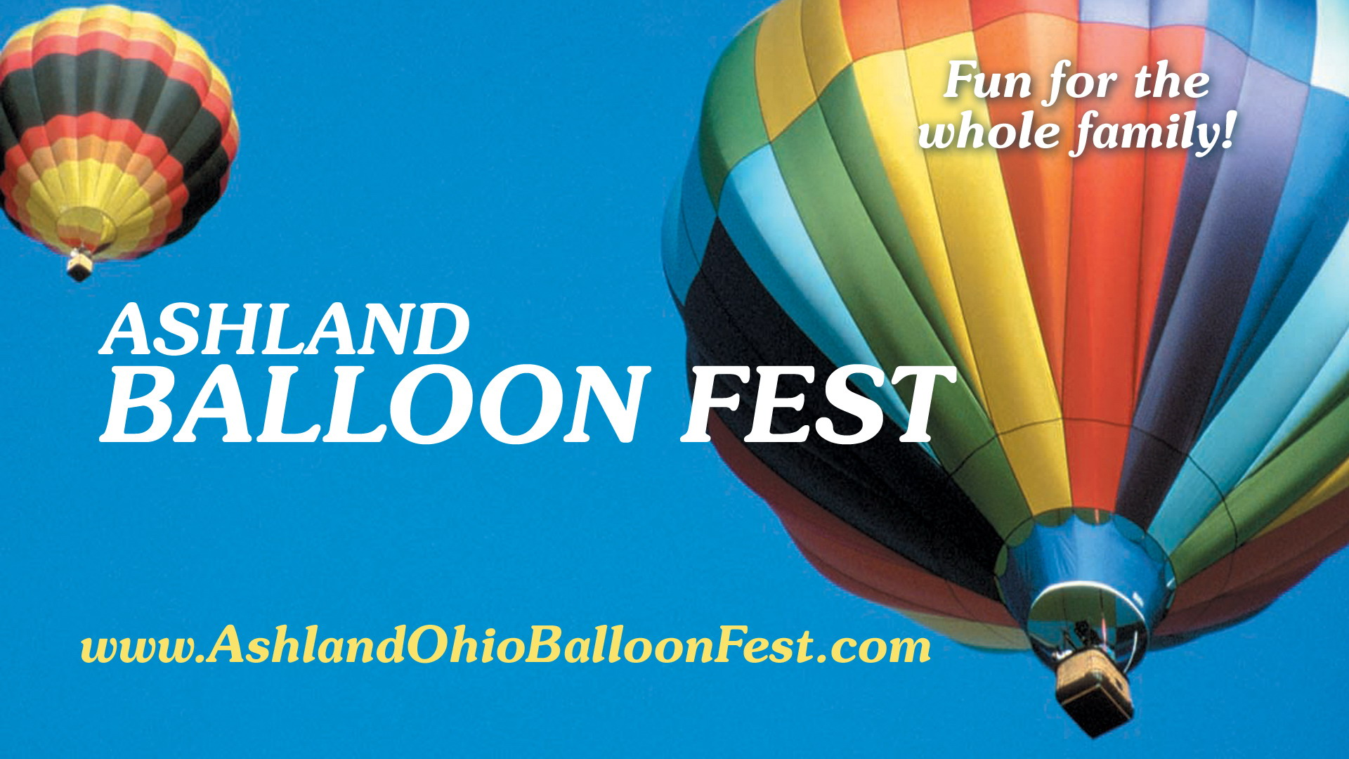 Ashland BalloonFest: High Flyin' Fun for the Whole Family!