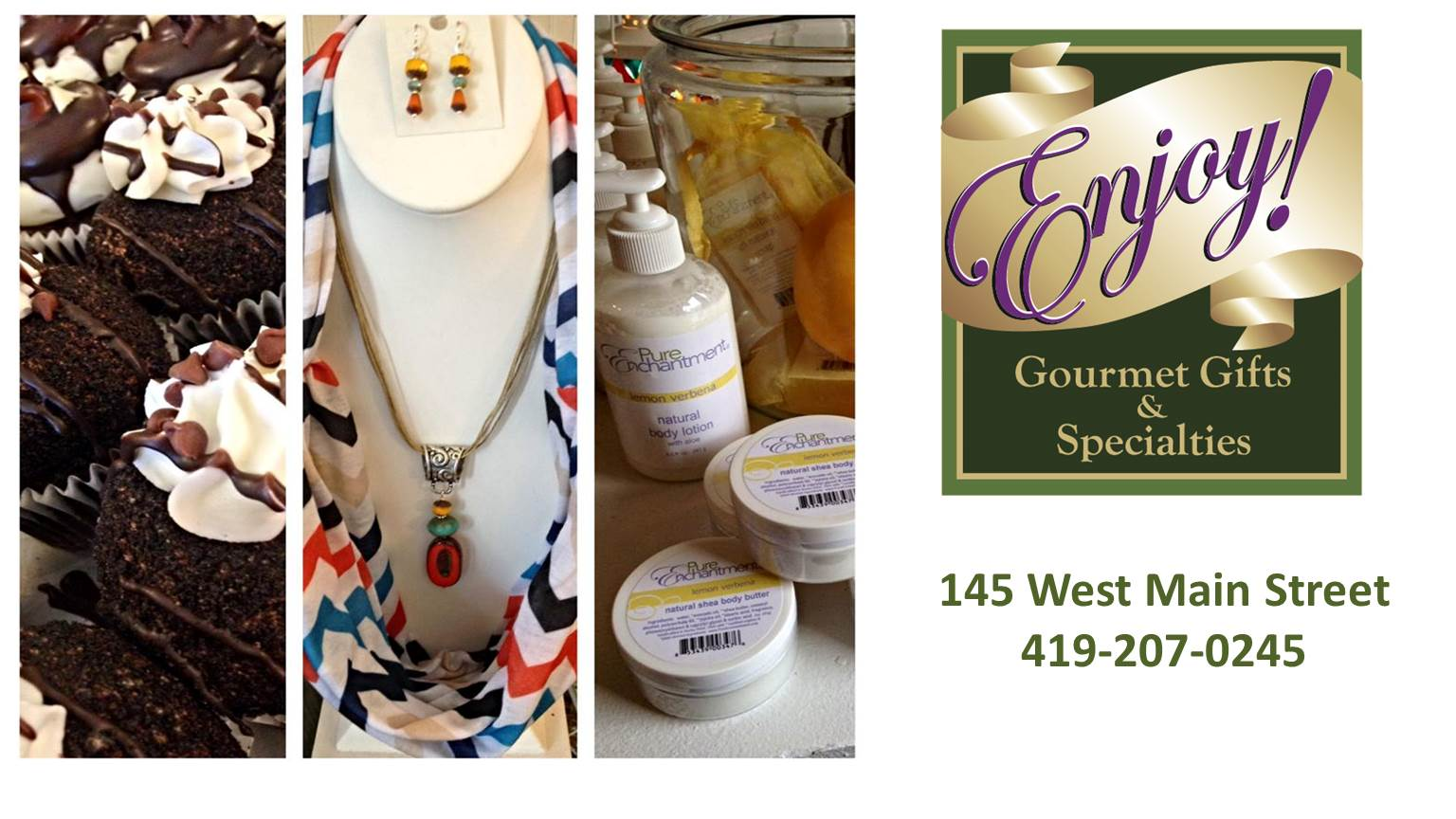 Enjoy! Gourmet Gifts