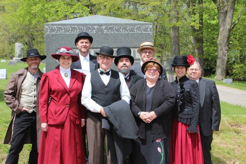 Living History Cemetery Walk