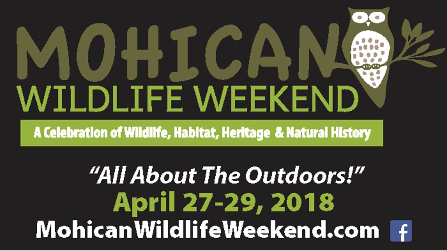 17th Annual Mohican Wildlife Weekend