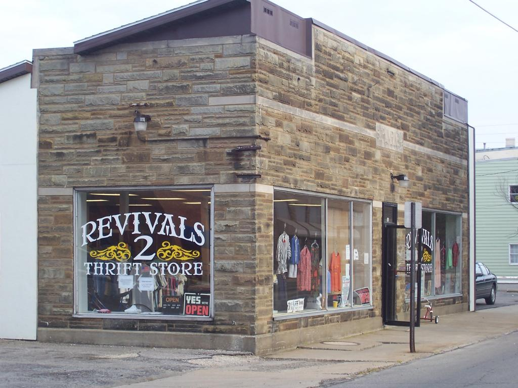 Revivals Thrift Store